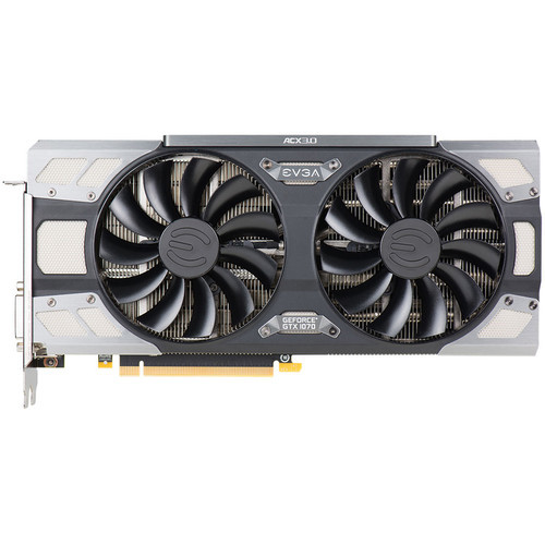 GeForce GTX 1070 FTW DT GAMING Graphics Card