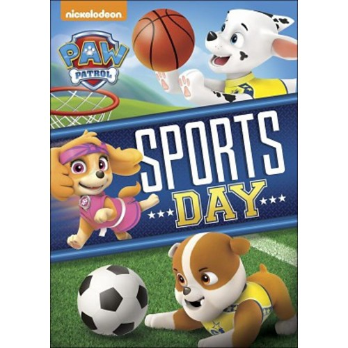 Paw Patrol: Sports Day