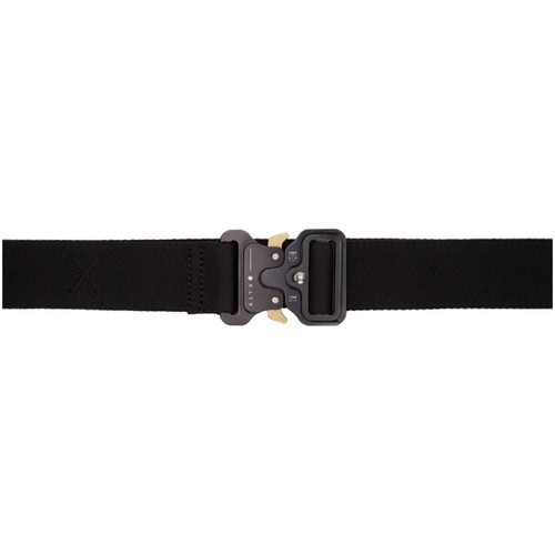 SSENSE Exclusive Black Rollercoaster Belt