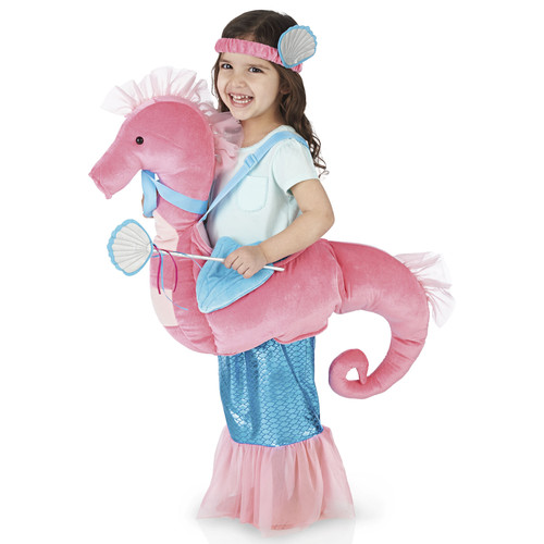 Imaginarium Mermaid Seahorse Rider Costume