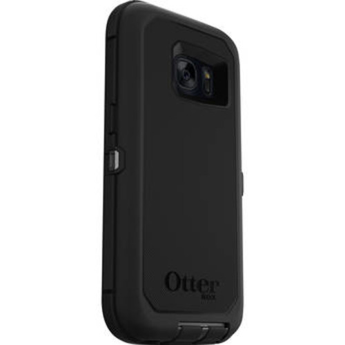 OtterBox Defender Series Case for Galaxy S7 Smartphone, Black 77-52909