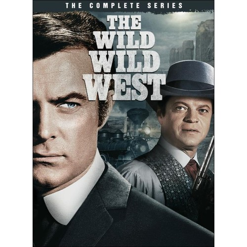 Wild Wild West: The Complete Series [26 Discs] [DVD]