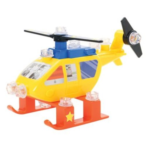 Educational Insights Design & Drill Power Play Vehicle Helicopter (4130)