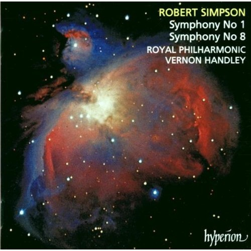 Simpson: Symphony No. 1; Symphony No. 8