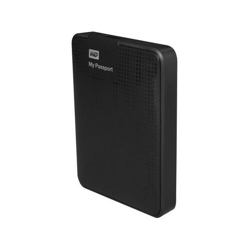 WD 1TB My Passport Portable Hard Drive USB 3.0 Model WDBBEP0010BBK-NESN Black