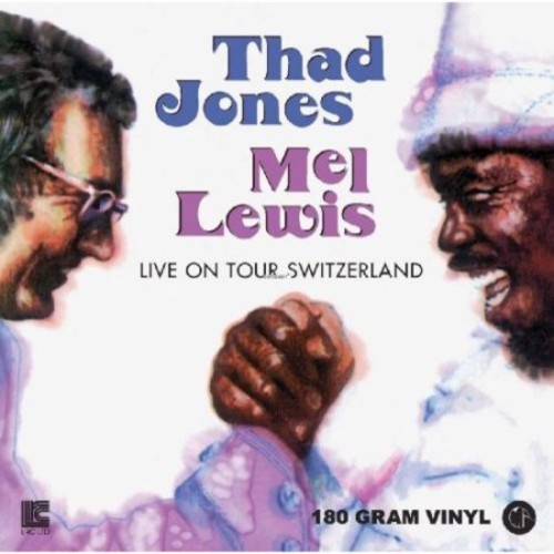 Live on Tour Switzerland [LP] - VINYL