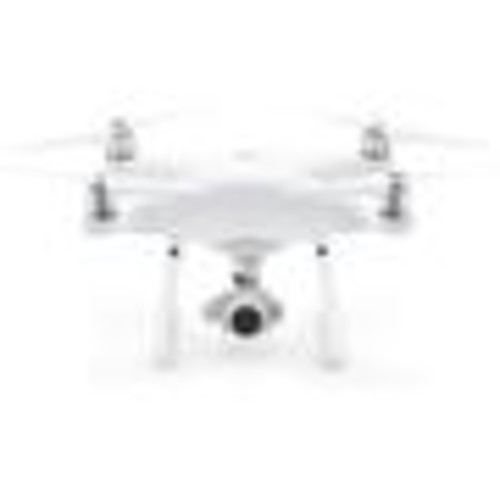 DJI Phantom 4 Advanced+ Quadcopter Aerial drone with 20-megapixel gimbal-mounted 4K camera and flight controller with 5-1/2