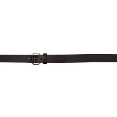 Eddie Bauer Raw-Edge Leather Belt