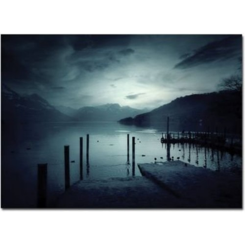 Blackout by Philippe Sainte-Laudy, 14x19-Inch Canvas Wall Art [14 by 19-Inch]