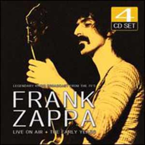 Live On Air: The Early Y Zappa, Frank