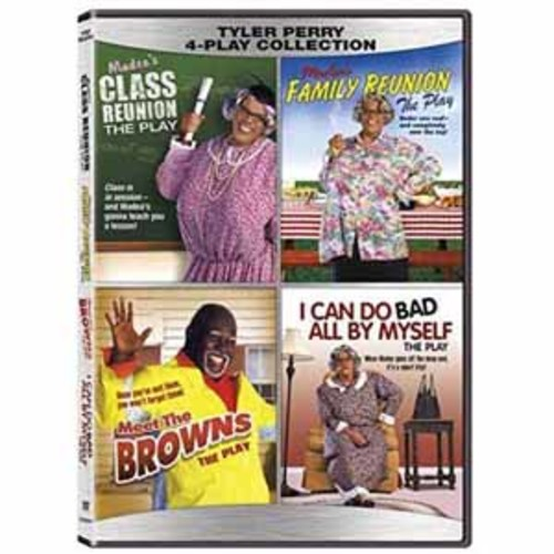 Tyler Perry 4-Play Collection [DVD]