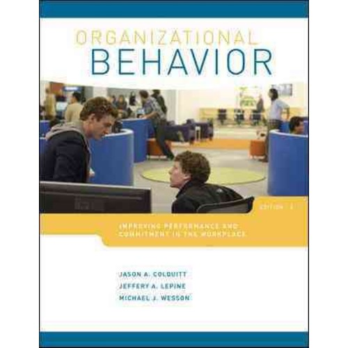 Organizational Behavior with Connect Plus