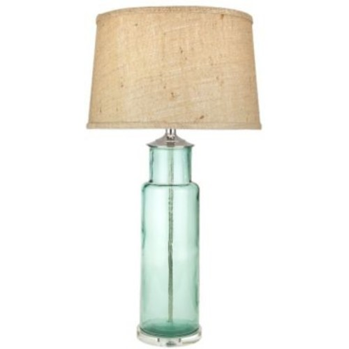 MagMileLamps 30'' Table Lamp; Sea Blue