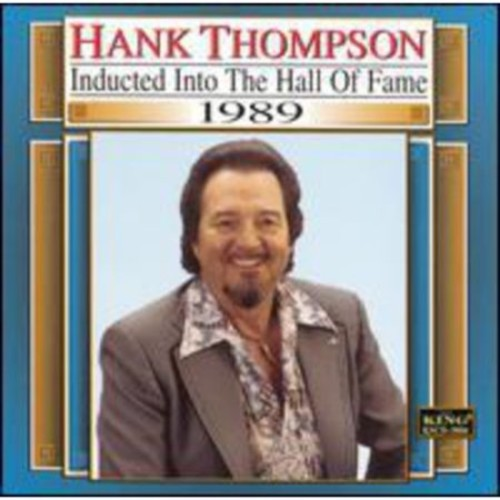 Country Music Hall of Fame 1989 [CD]
