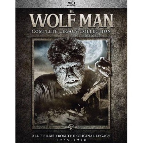 The Wolf Man: Complete Legacy Collection (Blu-ray)