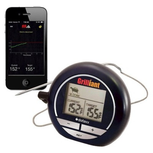 Bluetooth Grillian Smart Cooking Thermometer