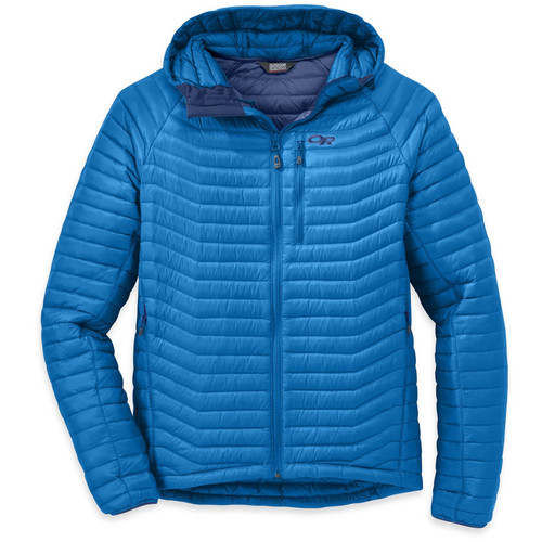OUTDOOR RESEARCH Men's Verismo Hooded Down Jacket