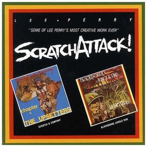 Scratch Attack CD