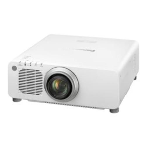 Panasonic PT DZ870ULW - DLP projector - 3D - 8500 lumens - WUXGA (1920 x 1200) - 16:10 - HD 1080p - no lens - LAN (PTDZ870ULW)