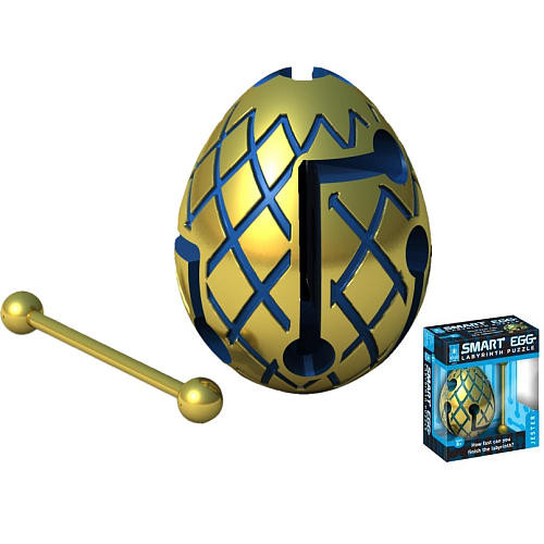 Smart Egg Jester Labyrinth Puzzle