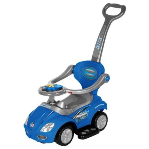 Best Ride On Cars Bikes, Ride-Ons & Scooters Best Ride On Cars Blue 3-in-1 Push Car