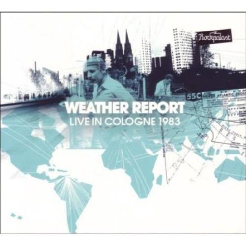 Live in Cologne 1983 [CD]