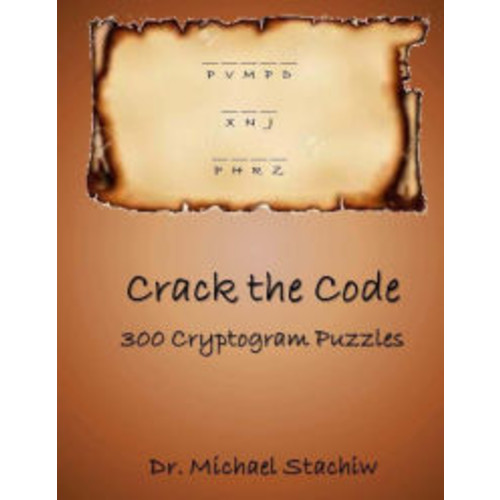 Crack the Code: 300 Cryptogram Puzzles