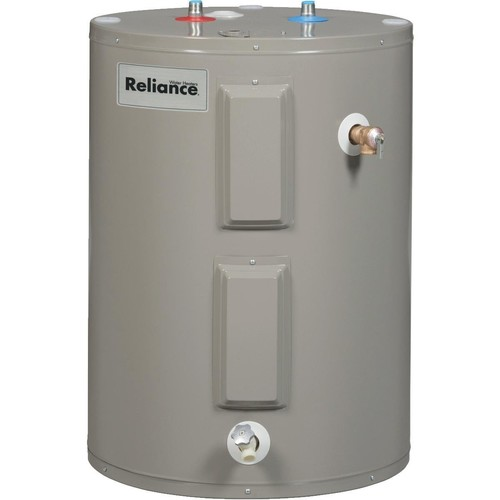 Reliance Short Electric Water Heater - 6 40 EOLBS