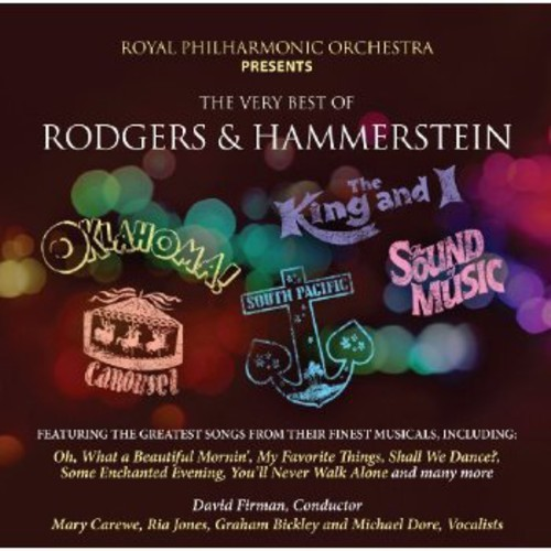 Very Best Of Rodgers & Hammerstein-CD