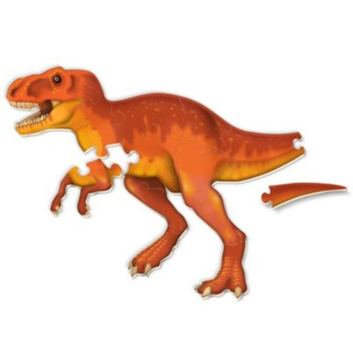 Learning Resources Jumbo T-Rex Dinosaur Foam Floor Puzzle