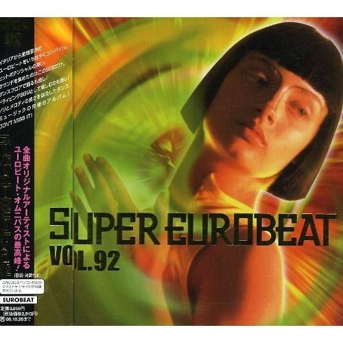 Super Eurobeat, Vol. 92 [CD]