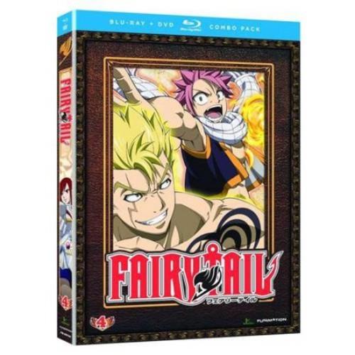 Fairy Tail: Part 4 (Blu-ray/DVD Combo): Todd Haberkorn, Colleen Clinkenbeard, Jamie Marchi, Patrick Seitz, Tia Ballard, Cherami Leigh, Newton Pittman, Tyler Walker: Movies & TV
