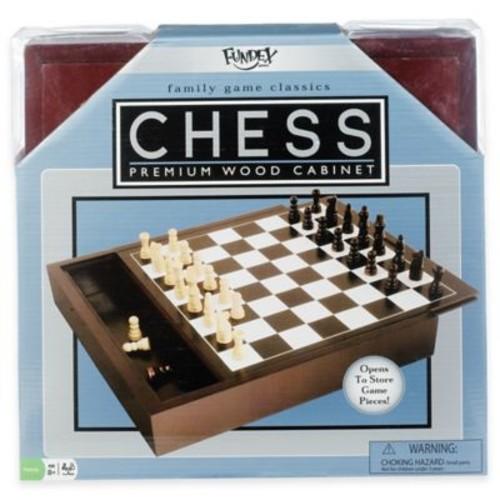 Premium Wood Chess Set