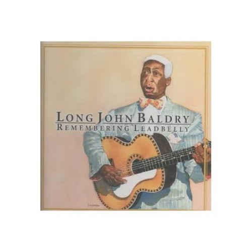 Remembering Leadbelly [CD]