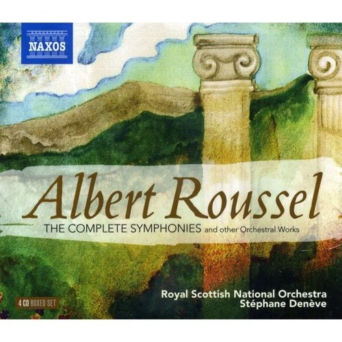 Albert Roussel: The Complete Symphonies and other Orchestral Works [CD]