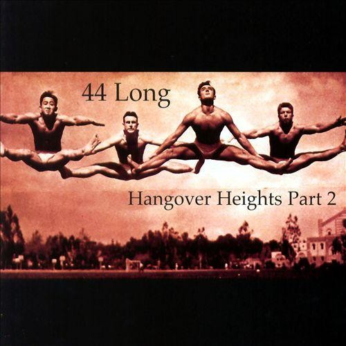 Hangover Heights, Pt. 2 [CD]