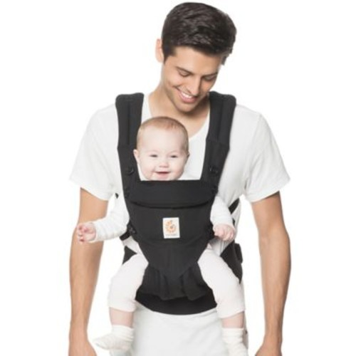Ergobaby Omni 360 Baby Carrier in Pure Black