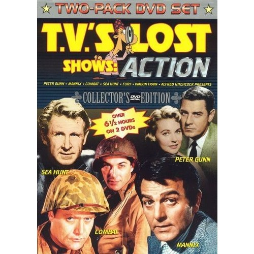 T.V.'s Lost Shows: Action [2 Discs] [DVD]