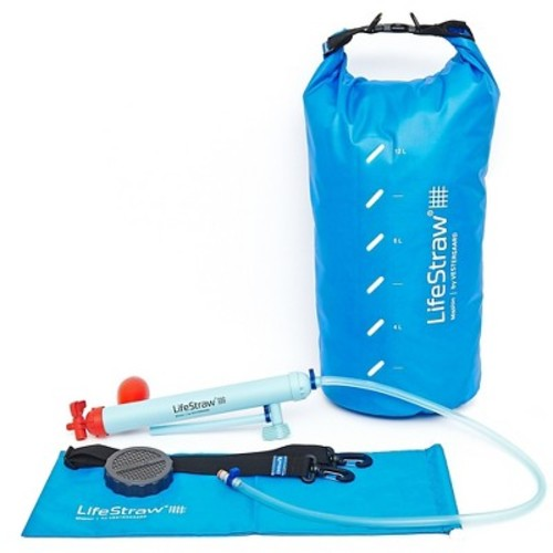 LifeStraw Mission Gravity Water Purifier'