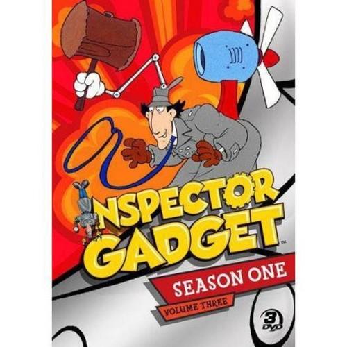 Inspector Gadget: Season 1, Vol. 3 [3 Discs] [DVD]