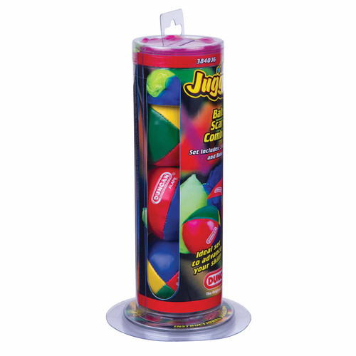 Juggling Balls & Scarves Combo Pack