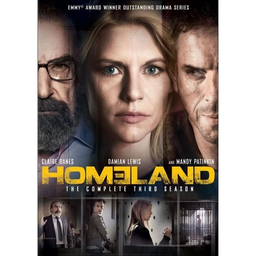 Homeland: The Complete Third Season [3 Discs] [DVD]