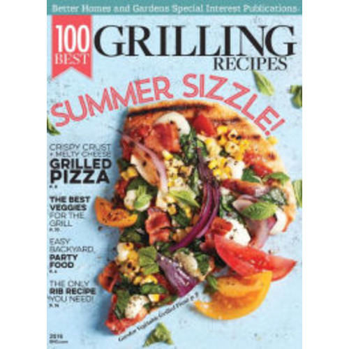 100 Best Grilling Recipes 2016