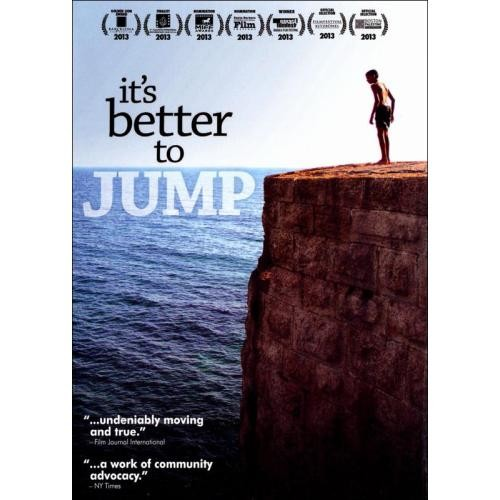 It's Better to Jump [DVD] [2013]