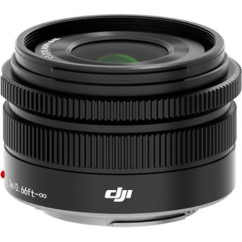 MFT 15mm f/1.7 ASPH Prime Lens