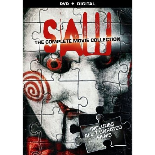 Saw: The Complete Movie Collection Digital