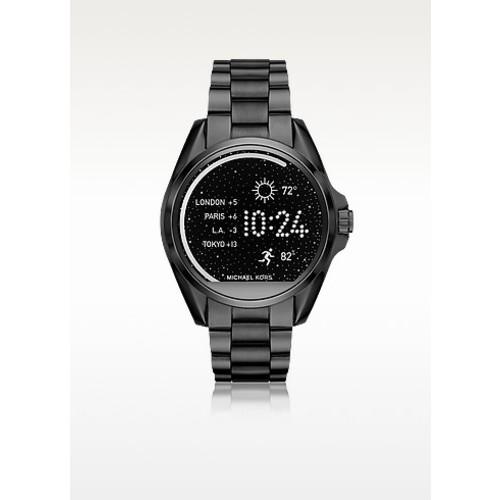 Black Stainless Steel Bradshaw Women's Smartwatch