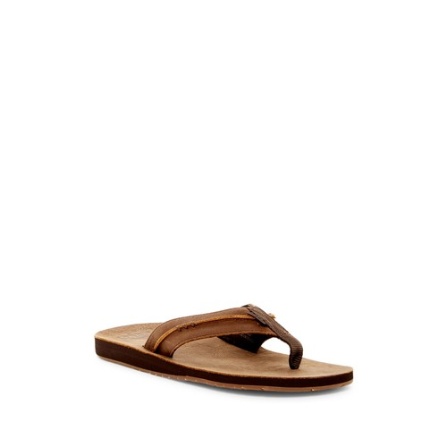 Marbea Leather Flip Flop (Men)