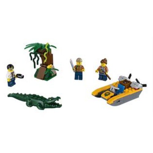 LEGO City Jungle Explorers Jungle Starter Set (60157)