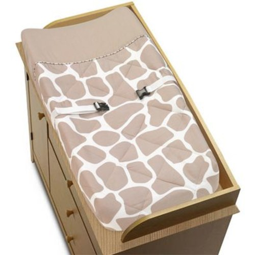 Sweet Jojo Designs Giraffe Collection Changing Pad Cover